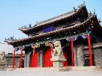 麻镇大庙—最大的庙宇建筑群