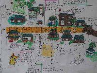 扬州大学学生自制美食地图 为游客推荐放
