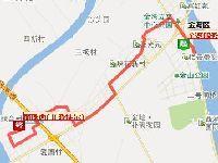 珠海微公交Z115路站点设置、线路图、票