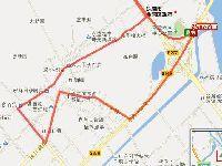 珠海微公交Z116路环线线路图、站点设置
