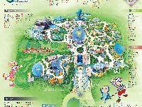 珠海长隆海洋王国游园路线(附路线图)