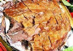 鄂尔多斯美食之手扒肉
