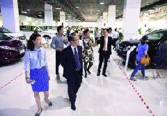 2017广州南沙平行进口汽车展(时间+地点+参展车辆)一览