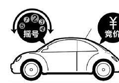 2019年1月广州车牌竞价保证金缴付注意事项一览