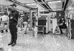 2017广州地铁安检升级后 经常坐地铁会不会辐射太大?