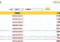 2018年7月广州车牌摇号结果查询方法一览