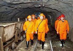 周先旺到铜绿山铜铁矿井检查生产安全工作