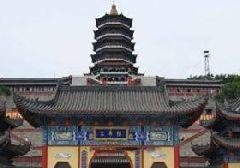 全国道教之首福寿宫