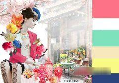 碧淑黛芙女装2014春季新款系列上市