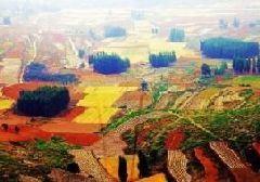 天山仙人谷由三大景区组成