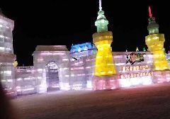 黑龙江哈尔滨冰雪大世界大攻略