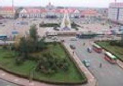 绥化市交通枢纽—火车站、汽车站