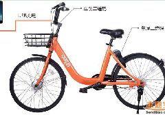 桔子单车租用指南 支持手机充电、保留用车