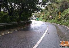梧桐山盘山公路5月份后开始改造 将设绿道人车分流