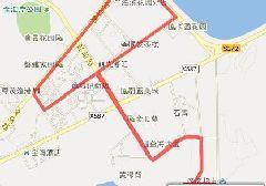 珠海微公交Z103路环线站点设置、线路图、首末车时间