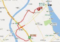 珠海微公交Z118路站点设置、线路图详情