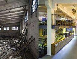 海珠区凤凰仓旧粮仓沉睡20多年 如今改造成创意园区