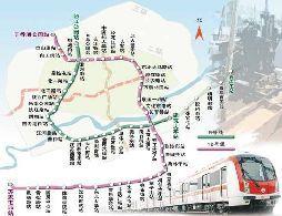 """沈阳地铁九、十号线开始铺轨 18年5月实现""""轨通"""""""