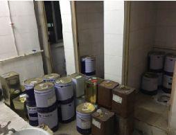 卫生间暗藏易燃易爆危险品 西乡一女老板被拘留