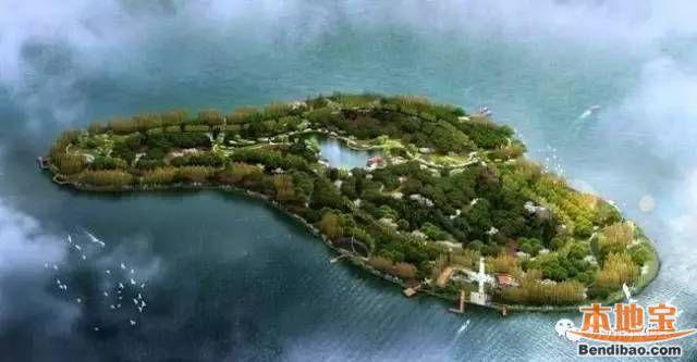苏州湾翡翠岛4月28日起免费开放 西侧有供游客户