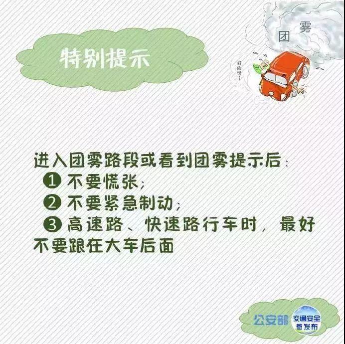 2018江苏省高速公路团雾易发路段汇总