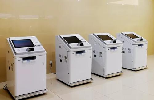 蘇州社保自助打印機操作指南