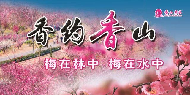 2021張家港香山梅花節