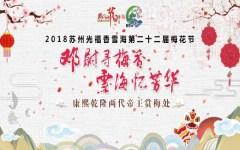 光福香雪海梅花节