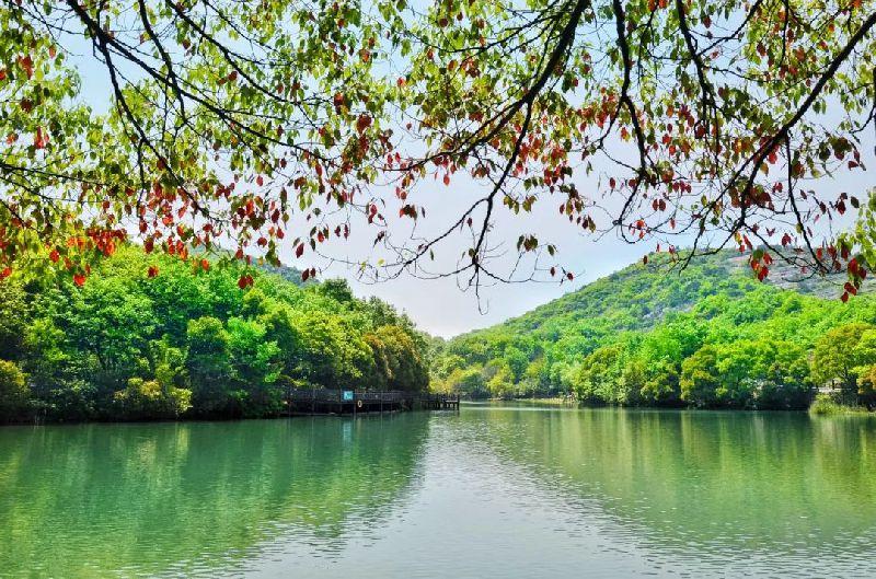 白马涧龙池风景区