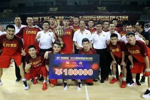 2018八国男篮争霸赛中国国奥队赛程表