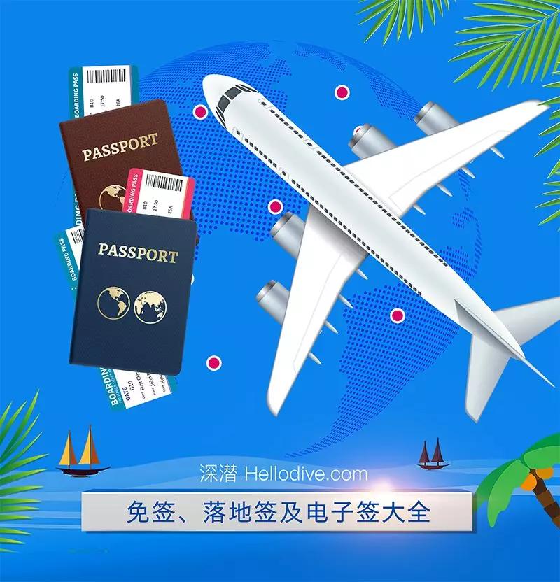 2019苏州出境游攻略(免签+落地签+电子签)