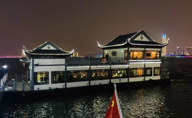 2019金鸡湖音乐喷泉豪华夜游专线(发船时间+票价)