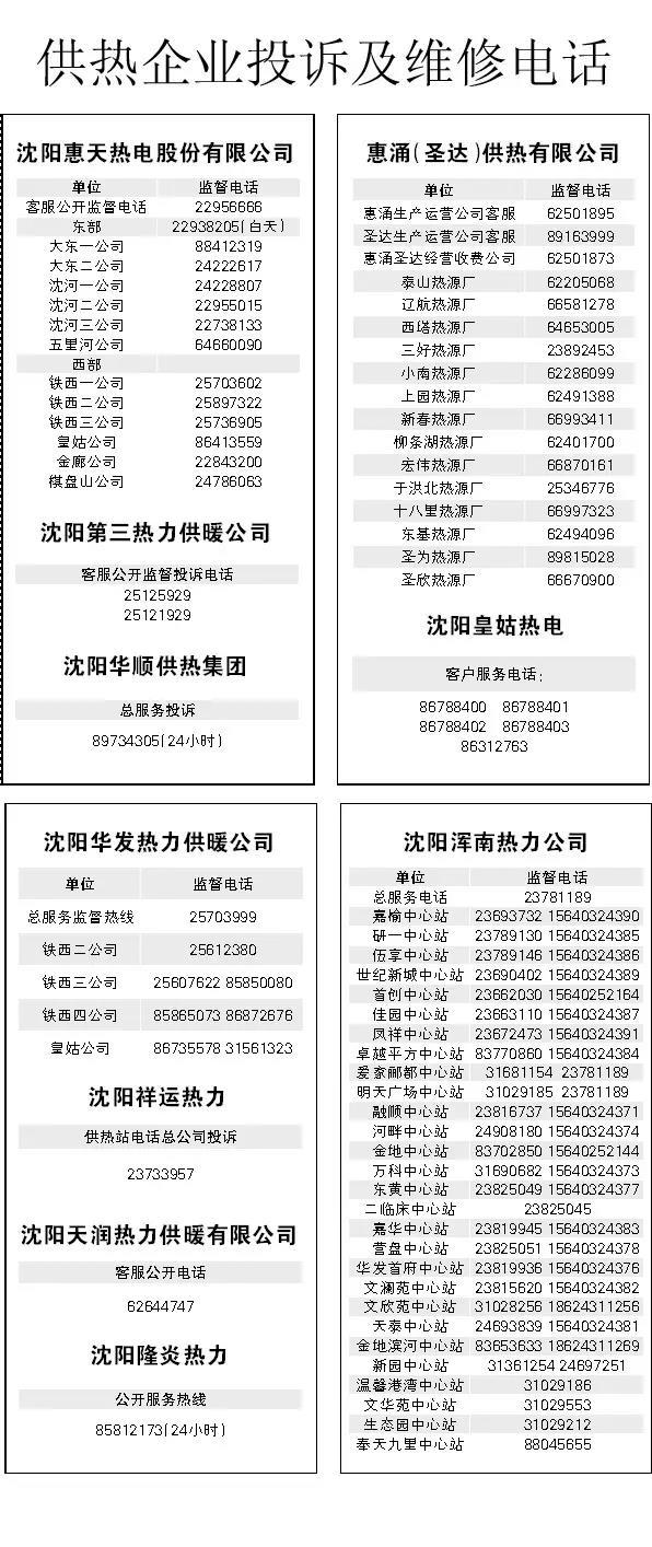 """沈阳下月将陆续启动""""三网""""综合改造"""