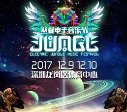 2017深圳丛林电子音乐节时间,门票及阵容看点图片