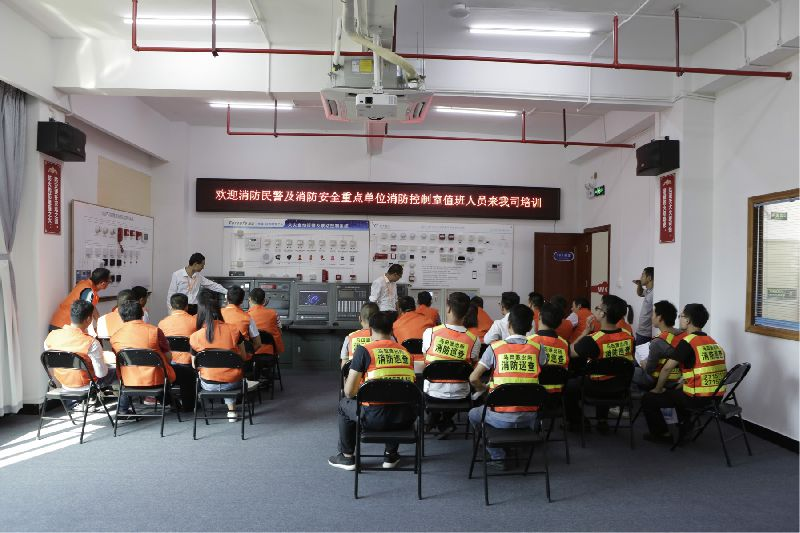 """光明新区2017年""""119""""宣传月第一期消防安全培训工作圆满完成"""
