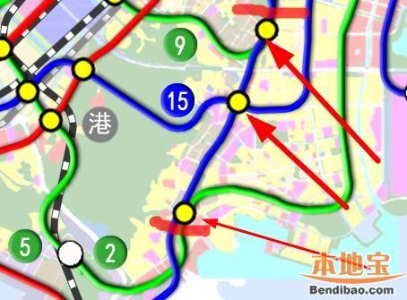 深圳地铁9号线南海支线(站点+线路图+开通+进展)