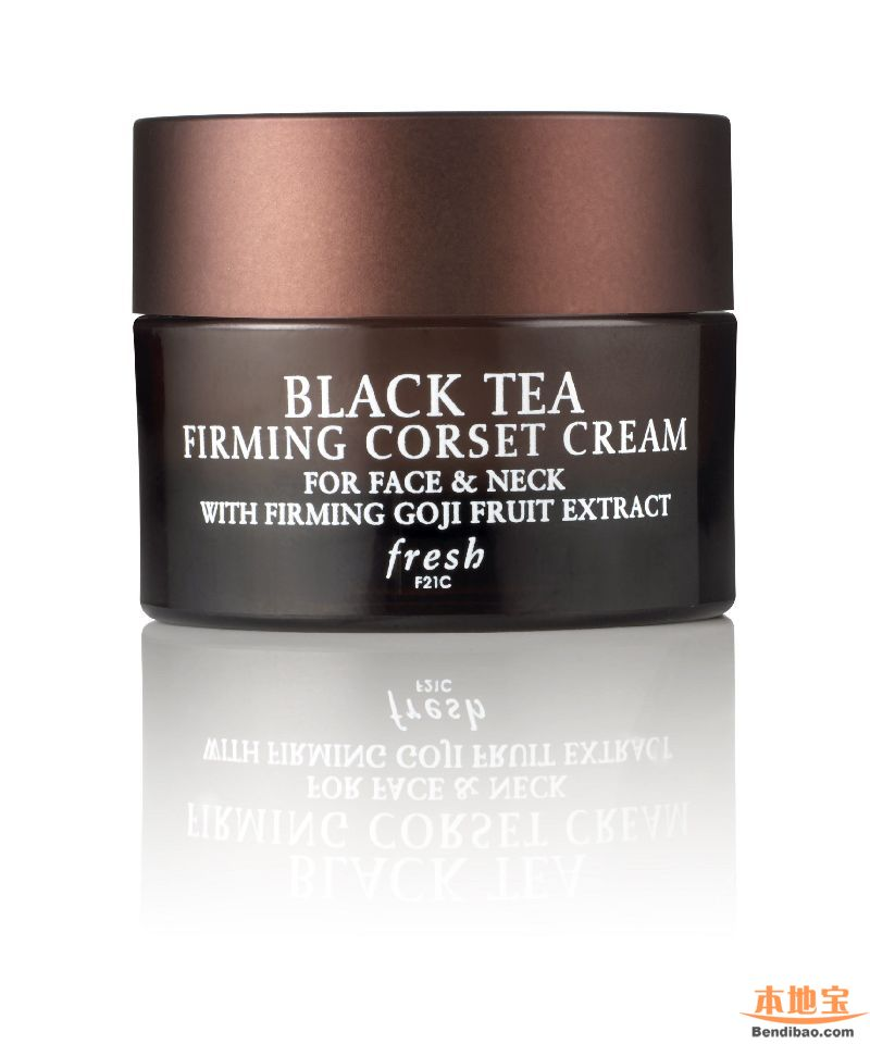 Fresh Black Tea Firming Corset Cream_closed HK$820 50ml