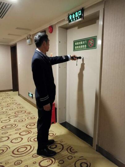 罗湖桂园片区55家宾馆酒店启用消防检查电子巡更系统