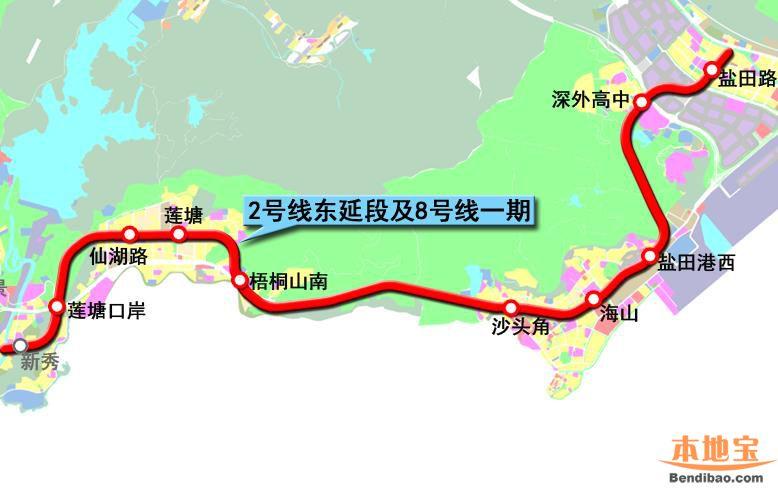 深圳地铁8号线首个区间隧道双线贯通