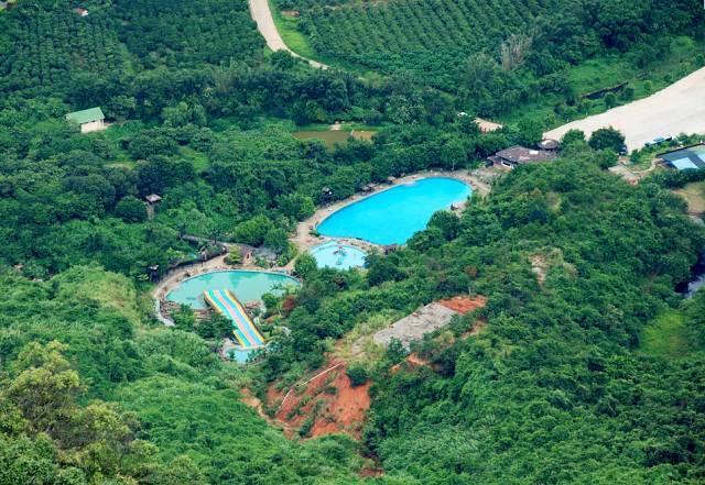 深圳园山游泳池游玩攻略