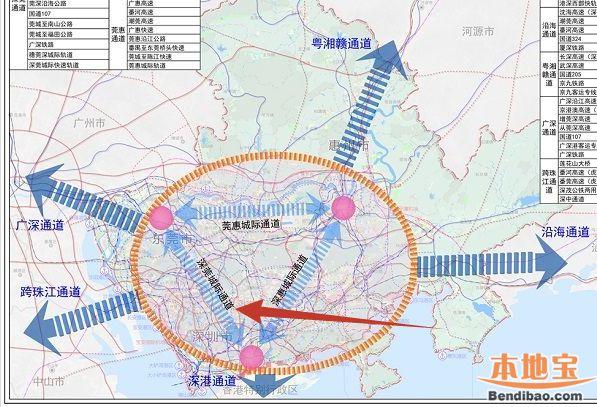 深圳石岩湖_莞深快轨拟在2020年内开建 全程86公里设10个站 - 深圳本地宝