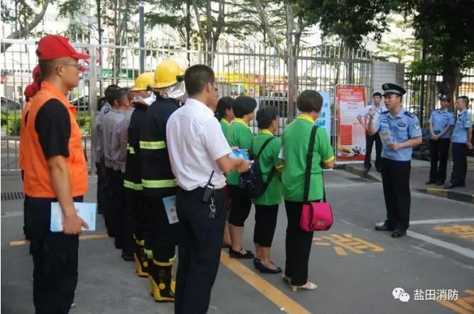 构建快速灭火救援体系  应急站点队伍常拉练