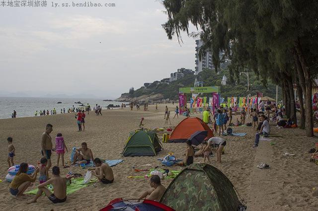 由西向东,9个景点欣赏深圳最美海岸线