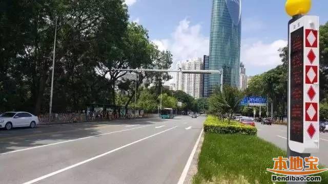 深圳新增130套电子眼查违章 不谦善行人将被高清抓拍