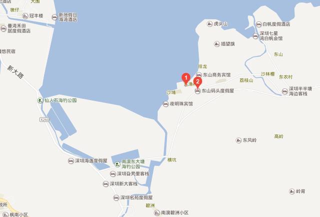 深圳南澳东渔码头,吃玩两不误,海鲜吃货最喜欢去的地方「图多」