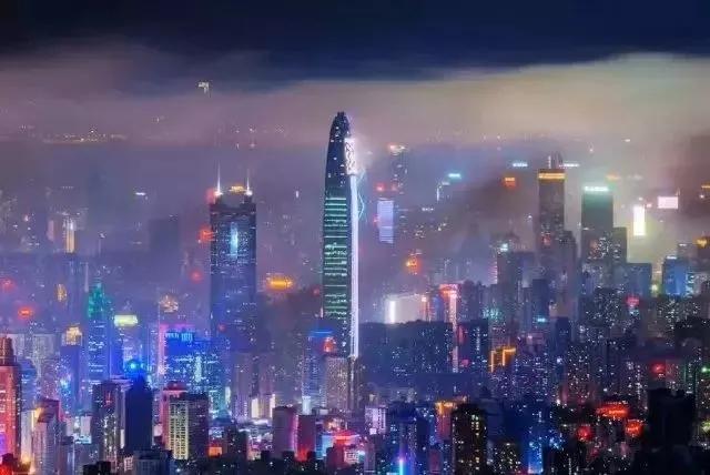 首次入选!深圳:以后请叫我世界一线城市!