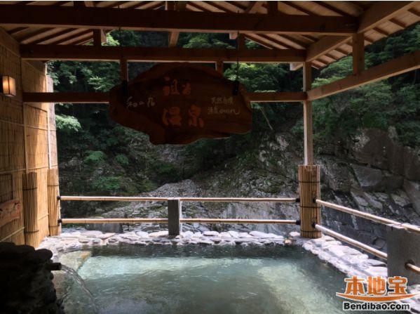 日本四国温泉推荐 泡汤赏景两不误