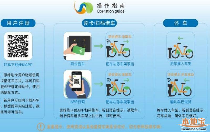盐田区公共自行车站点全面完成升级 手机一扫就能借车