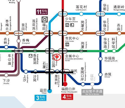 深圳平安金融中心在哪?(详细地址及交通指南)