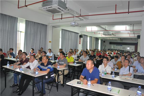 光明分局组织第二批消防重点单位开展  消防业务技能培训